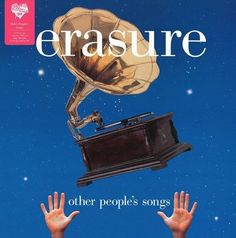 Erasure Other People's Songs 180g Vinyl LP 2003 Covers Record Reissued on 180g Vinyl in Celebration of Erasure's 30th Anniversary! The celebration of Erasure's (Andy Bell and Vince Clarke) 30th annive