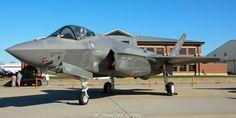 https://flic.kr/p/PoBsJp | F-35A 11-5035/LF 61st FS/ 56th FW | Static display Langley Airshow