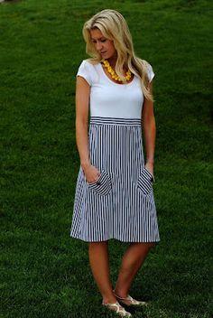 free dress pattern.