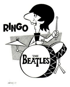 I thought Ringo was the coolest!  1965...  When I was 3!