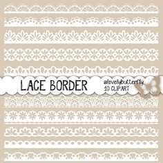 three free lace borders by luumies they come in a zip file and as