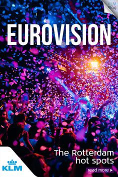 the Eurovision Song Contest! So besides all the glorious Eurovision festivities, what can you do in this amazing city? A lot! Here are our 16 hotspots! Rotterdam, Eurovision Song Contest, Eurovision Songs, Natural Nail Designs, Camp Rock, Facebook Features, Hotel Concept, Trance Music, Music For You
