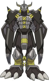 Digimon World Championship: Black WarGreymon