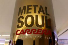 Metal Soul, l'evento firmato #Carrera nel nostro store di Corso Buenos Aires a #Milano. #SVeventi