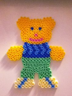 Yellow Boy Hama Teddy