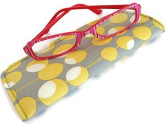 Eyeglass Case / Sun Glass Case / Reading by MommaBearsApronsMore, $12.00
