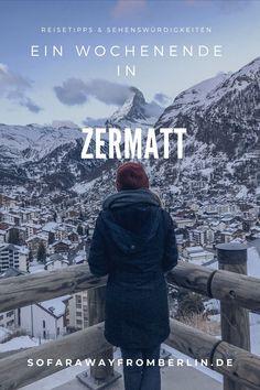 Zermatt, Berlin Travel, Spa Hotel, Reisen In Europa, Far Away, Holiday Travel, Day Trip, Switzerland, Mount Everest