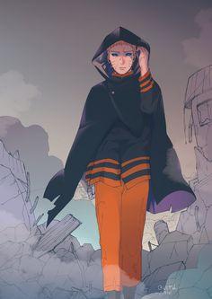 Anime Naruto, Naruto Uzumaki Hokage, Madara Susanoo, Comic Naruto, Naruto Shippuden Characters, Naruto Fan Art, Anime Akatsuki, Naruto Sasuke Sakura, Naruto Cute