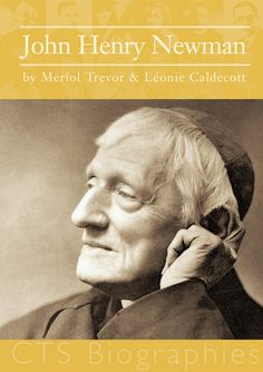 John Henry Newman booklet http://www.ctsbooks.org/john-henry-newman | Eminent Victorian, academic & thinker, Anglican clergyman & celebrated convert, caring pastor and writer, Catholic priest, and Cardinal - these are some of the signposts along Newman's celebrated journey. This refreshing biography reveals a very real and compassionate man who was much more than a writer & polemicist. | by Leonie Caldecott & Meriol Trevor #Catholic #Education