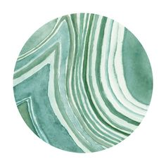 Mineral 01 Wall Art Prints by Lily Hanna | Minted