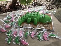 Crocodile Party, Happy, Ser Feliz, Being Happy