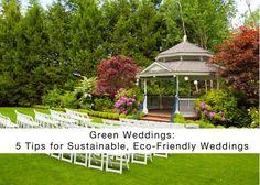 Green Weddings: 5 Tips for Sustainable, Eco-Friendly Weddings – sharmbaa