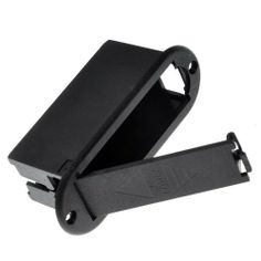 1pkg Belcat 9v Battery Holder Case for Active Guitar Bass Pickup by Belcat. $3.26. 100% brand new  high quality and testing is fine  Item 100% like the picture shown  Flat mounting 9v battery case for active pickup guitar&bass.   Easy access for replacement.   Dimension:   Surface: 81.4mm (Max Length) x 29mm (Max Width) x 31mm (Max Height)  Mounting Box:61mm (Length) x 23.1mm (Width)   Package Includes:   1 x Belcat 9V battery holder (Battery not included) Belca...
