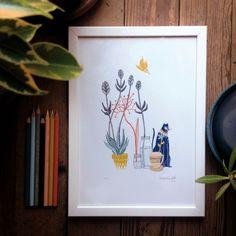 miao - valeria cardetti illustration