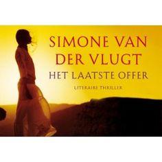 Het laatste offer van Simone Van der Vlugt neemt je mee naar Egypte. Daar wil ik ooit nog naartoe!
