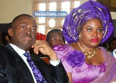 THIS MATTER OF GOV CHIME'S WIFE AND DETENTION...WHO IS DECEIVING WHOM?