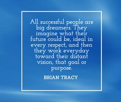 Quote of the day . . . #BrianTracy #QOTD