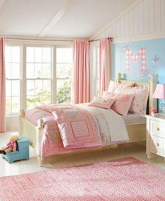 Pink McKenna Bedroom