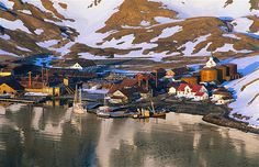 Image: Abandoned Grytviken whaling station, South Georgia, Antarctica (© Grant Dixon/Getty Images)