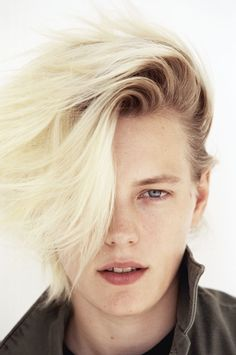 Erika Linder sounds off on gender and sexuality | read | i-D