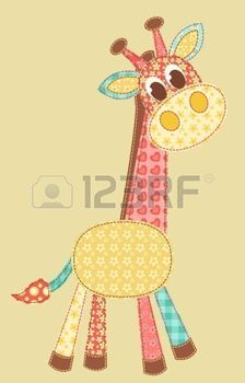 Find Childrens Application Giraffe Patchwork Series Vector stock images in HD and millions of other royalty-free stock photos, illustrations and vectors in the Shutterstock collection. Thousands of new, high-quality pictures added every day. Applique Templates, Applique Patterns, Applique Quilts, Applique Designs, Embroidery Applique, Machine Embroidery, Owl Templates, Felt Patterns, Elephant Quilts Pattern