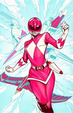 pink ranger | Tumblr