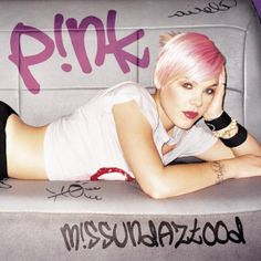"""Pink - Love """"Glitter in the Air""""!"""
