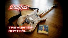 Dokken The Hunter Rhythm Guitar Lesson, George Lynch - Lynch Lycks S3 Lyck 41 - YouTube