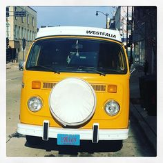 Liked on InstaGram: She's out today!  Never thought we would be cruisin around in November in Wisconsin!  #westfalia #westy #josie #wisconsin #askmewhyiloveracine @alittlerrcafe #volkswagen #vwbus #buslife #mondaysarentsobad @philip_kad @milaegergirl