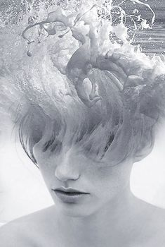 Artwork by ANTONIO MORA / MYLOVT | reminiscent of HBO True Detective's opening credit --> http://www.pinterest.com/pin/116952921547846027/
