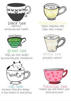 Tea!!