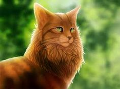 Image result for warrior cats lionheart