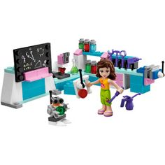 LEGO Friends Olivia's Invention Workshop