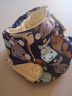 Cloth Diapers made local in Mars Hill