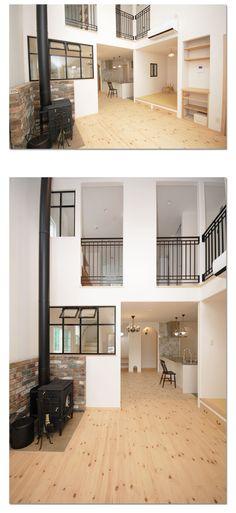 No.117 アイアンワークが素敵な住宅【ドリームステージ(プロヴァンス)】 | Works(施工例) | 株式会社フラワーホーム
