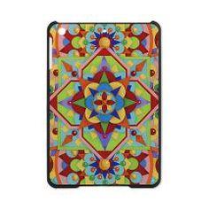 Kaleidoscope Design iPad Mini Case > Just Mini iPad cases > Patricia Shea Designs