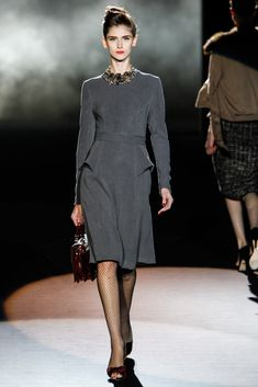 Badgley Mischka Fall 2013 Ready-to-Wear Collection Photos - Vogue