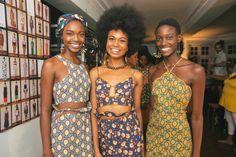Os bastidores da nova coleção da Farm, Black Retrô    por Carla Lemos   Modices       - http://modatrade.com.br/os-bastidores-da-nova-cole-o-da-farm-black-retr