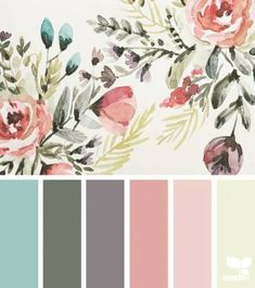 70 Best ideas for bedroom colors ideas grey design seeds Design Seeds, Colour Pallette, Color Combinations, Spring Color Palette, Adobe Color Palette, Color Schemes Colour Palettes, Palette Art, Color Swatches, Vintage Colors