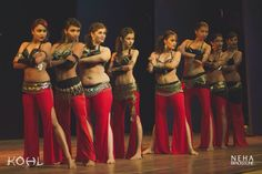 Urban fusion belly dance