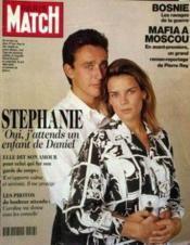 Princesse Stéphanie de Monaco et Daniel Ducruet