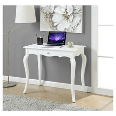 "French Provence 36"" Desk $207"