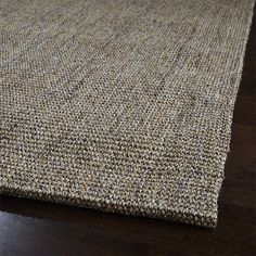 Sisal Heritage Rug - classic and love the color