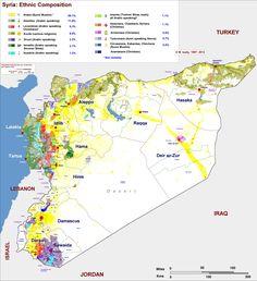 Syria - Ethnic