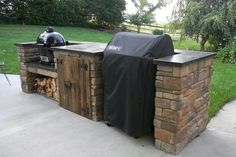 outdoor bbq area on a budget - outdoor bbq area - outdoor bbq area on a budget - outdoor bbq area diy - outdoor bbq area australia - outdoor bbq area grill station - outdoor bbq area ideas - outdoor bbq area modern - outdoor bbq area diy how to build Outdoor Kitchen Countertops, Backyard Kitchen, Outdoor Kitchen Design, Backyard Patio, Backyard Landscaping, Outdoor Kitchens, Kitchen Decor, Out Door Kitchen Ideas, Kitchen Tools