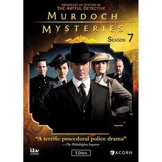 Murdoch Mysteries:Season 7 DVD