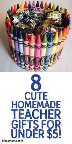 8 Cute Homemade Teac