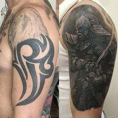 Cover up one session. 7h. No laser.