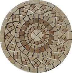 Mosaic Stepping Stones, Pebble Mosaic, Mosaic Wall Art, Stone Mosaic, Tile Art, Mosaic Tiles, Mosaics, Diy Art Projects, Mosaic Projects