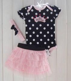 Aliexpress.com: Comprar 2015 Nueva moda ropa bebé set carretero bebé niña pelele + falda tutú + diadema para bebé recién nacido ropa primavera verano de ropa de llaves fiable proveedores en Hi baby store